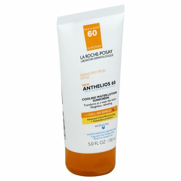 kem chống nắng La Roche-Posay Anthelios 60 Cooling Water-Lotion