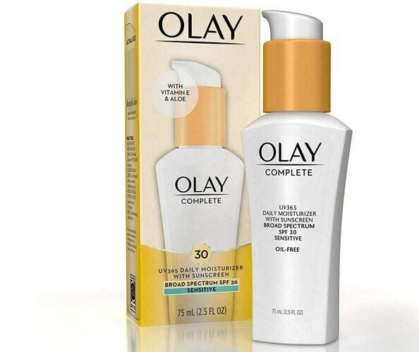 Olay Complete Daily Moisturizer with SPF 30 Sensitive