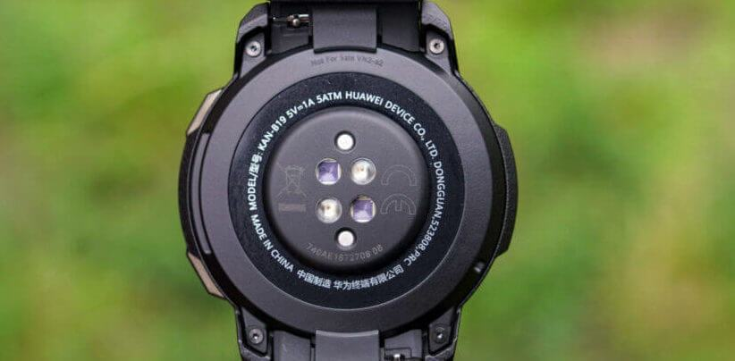 thiết kế Honor Watch GS Pro